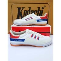 Sepatu Capung Badminton Volley kodachi 8116 Merah Biru Dragonfly Murah