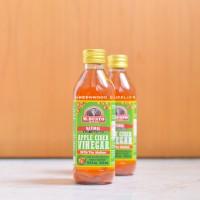 Natural Apple Cider Vinegar M BUSTO - 500ML (PREMIUM QUALITY) - Std Packing