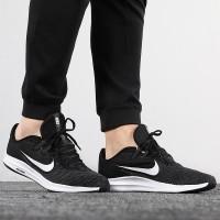 Sepatu Running/Lari Nike Downshifter 9 Black white AQ7481-002 BNIB Ori