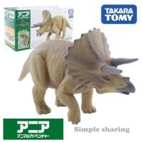 Takara Tomy Tomica Ania AL-02 Tryceratops Dinosaurus