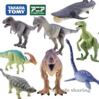Mainan Dinosaurus Takara Tomy Tomica Ania AL Dinosaurus Dynosaurus