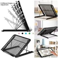 Dudukan Tatakan Peninggi Laptop / ipad, Portable Laptop Stand Angle