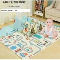 Karpet / Matras Lipat/ PlayMat alas bermain Bayi dan Anak