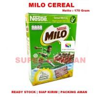 Nestle Milo Sereal 170 Gram - Cereal Sarapan Sehat