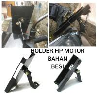holderojol holder hp motor bahan plat besi