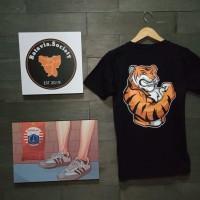 kaos/t-shirt persija jakmania macan