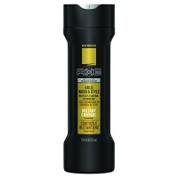Axe Gold Wash & Style Instant Control Shampoo, 12 Ounce