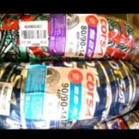 Ban tubeless paket corsa 80/90-14 & 90/90-14 for motor vario 150-125