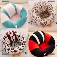 Mainan Bantal Sofa Tempat Duduk Bahan Plush untuk Bayi