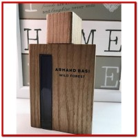 Perfume armand basi wild forest for man