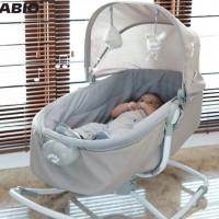 Perlengkapan Bayi tempat tidur bayi kasur bayi kursi goyang bayi Murah