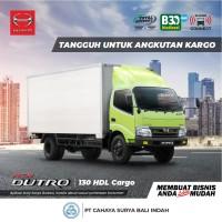 HINO Truck Dutro 130 HDL BOX
