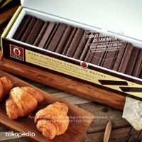 Tulip Dark Chocolate COMPOUND Batons 500gr Cokelat Batons Stick Coklat