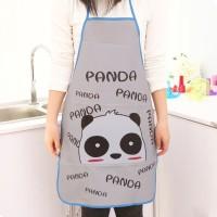 Ukor | celemek apron dapur masak kain lucu anti air minya bagus awet