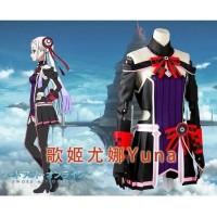 hoot sale Kostum OSPLAY COSMORE SWORD ART ONLINE ORDINAL SCALE YUNA