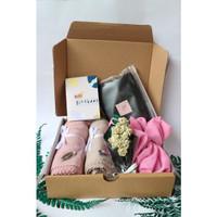 Hampers Hijab Lebaran Premium / Hadiah Ulang Tahun / Hadiah Pernikahan