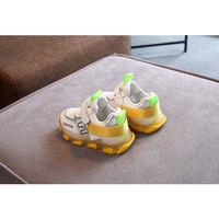 Sepatu Sneakers Anak laki-laki POD Sys 015 Fusion C fashion Sepatu LED