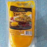 euro gourmet cheese sauce saus keju 500g