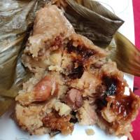 Bakcang Konghu Cantonese Pork bacang ketan