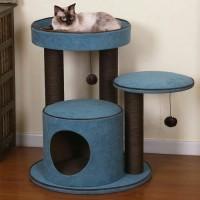 [TERLARIS] Cat Condo Kandang Kucing Mainan Kucing Garuk Garuk Persia G