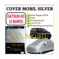 Cover Selimut Mobil Silver Datsun Go Datsun Plus Katana Ignis Wagon - Datsun Go 2 Brs