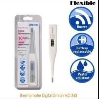 termometer digital omron mc 343