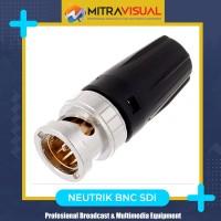 Neutrik NBNC75BLP9 - BNC SDI Konektor RG59