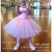 Tutu Balet Anak Rok Tulle Tile PREMIUM Baju Balet
