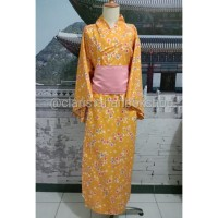 yukata ( baju tradisional jepang ) , kimono , baju jepang - kode yk011