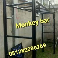 Ayunan besi TK PAUD. Monkey bar. gratis ongkir jabodetabek