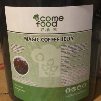 Magic Coffee Jelly Come Food Topping Cofee Coffe 3,3kg