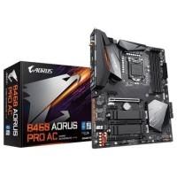 GIgabyte B460 AORUS PRO AC (Socket Intel LGA 12000, Gen 10)