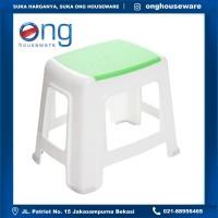 Bangku Kursi Jongkok Kecil Pendek Plastik Shinpo Amado SIP 290 SIP290