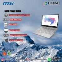 LAPTOP MSI PS42 8RB-441ID|I7-8550|8GB RAM|SSD 256GB|MX150_2GB|14|WIN10