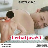 Bantal kesehatan terapi, bantak pemanas heating pad microlife asli