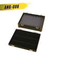Terhot Ang-006 Small Pedalboard Pedaltrain Hardcase Stombox Efek Gitar