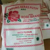 Tepung Beras Rose Brand 500 g