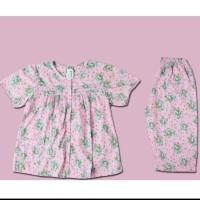 Baju tidur yumiko piyama bahan kaos