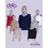 Baju Muslim Casual – Tunik Tunaya Yasmin – Elzatta Hijab