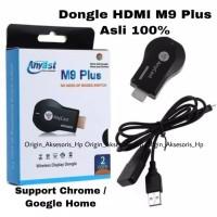 anycast M9 plus wireless display dongle HDMI 1080P wifi ori