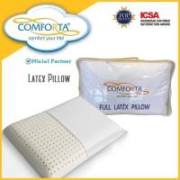 comforta latek pillow 70 x 50 x 10 cm
