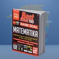 BUKU PELAJARAN SMP BEST SCORE 100 BANK SOAL MATEMATIKA SMP/MTS 7-8-9