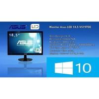 LCD Monitor LED ASUS VS197DE - 18.5& 34 HD Monitor
