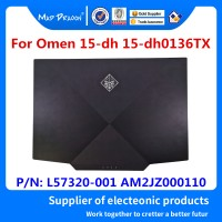 Laptop LCD Rear Lid Back Top Cover Case Black A shell HP Omen 15-dh 1