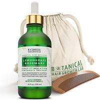 Anti Hair Loss Scalp Treatment Alopecia Postpartum DHT Blocker Lemongr