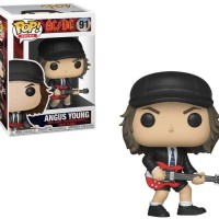Funko Pop Figure!! Acdc - Angus Young