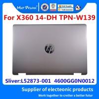 Laptop LCD Rear Lid Back LCD Top Cover Case Hp X360 14-DH 14-dh003TU