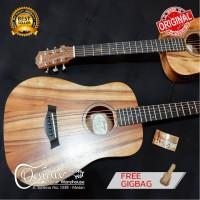 Gitar Akustik BABY TAYLOR E KOA 3/4 Original elektrik GIGBAG termurah