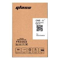 ONE-X 2.5D Tempered Glass Asus Zenfone Max Pro MI M2 , Zenfone 5 2018