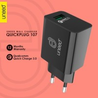 Uneed Quick Plug Wall Charger Qualcomm Quick Charge 3.0 - UCH107 Mura